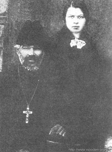 священник Митрофан Константинович Воздвиженский
