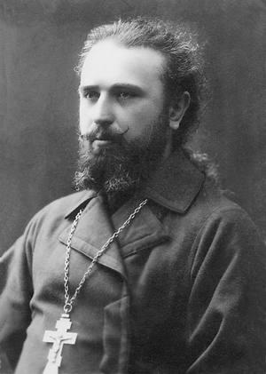 Священник Виктор Киранов