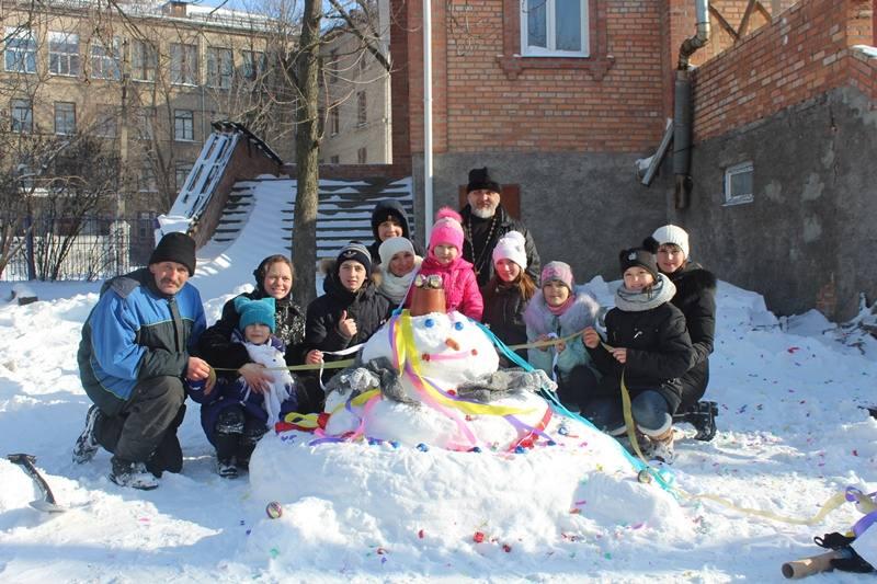 ВШ Родник души Свято-Николаевского монастыря (Запорожье)